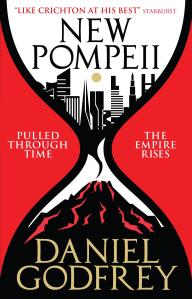 New Pompeii by Daniel Godfrey available now from Titan Books